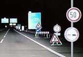 Road Signs with HID